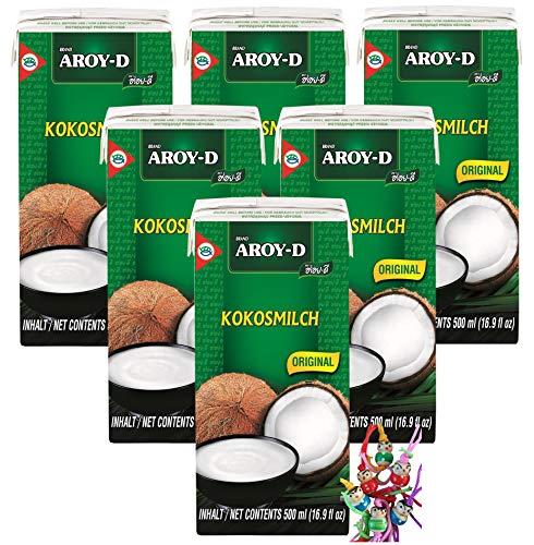 Aroy-D Eier- & Milchprodukte