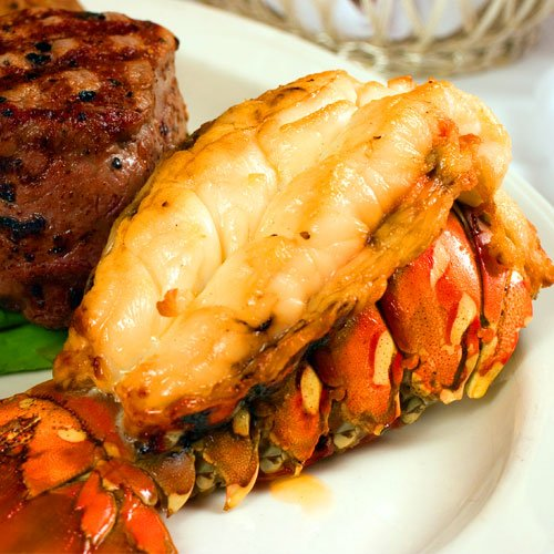 2 14-16oz Very popular Giant Topics on TV Gourmet Cold Water Smart Tails by Lobster Food