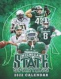 Michigan State Spartans 2022 Calendar