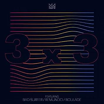 3 x 3 EP