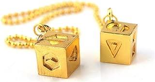 HAN Solo DICE Star Wars Lucky Charm Sabacc Gold Millennium Falcon