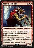 Magic: The Gathering - Krenko, Mob Boss - Mystery Booster - Duel Decks: Merfolk vs. Goblins