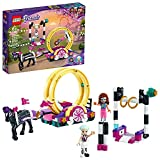 LEGO Friends Magical Acrobatics 41686 Building Kit; Carnival Pretend Play Toy for Kids Who Love Gymnastics Gifts; New 2021 (223 Pieces)
