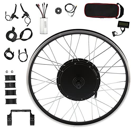 AMONIDA Kit de conversión de Motor de Rueda, Kit de conversión de Bicicleta eléctrica Procesamiento Fino para Accesorio de Bicicleta eléctrica para Bicicleta eléctrica DIY