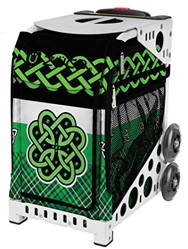 ZUCA Sport Bag - Celtic Spirit (White Frame)