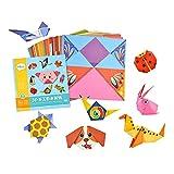sharprepublic Educativo DIY Origami Papel Hecho a Mano Juguete Nursing Niños Juguetes Regalos de...