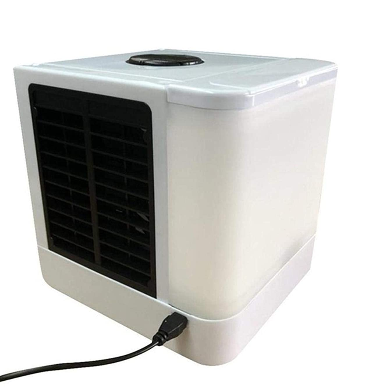 neneleo New USB Portable Air Conditioner Outdoor Office Room Hotel Rapid Cooling Fan Portable
