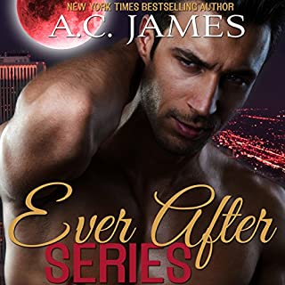 Ever After Series audiobook cover art