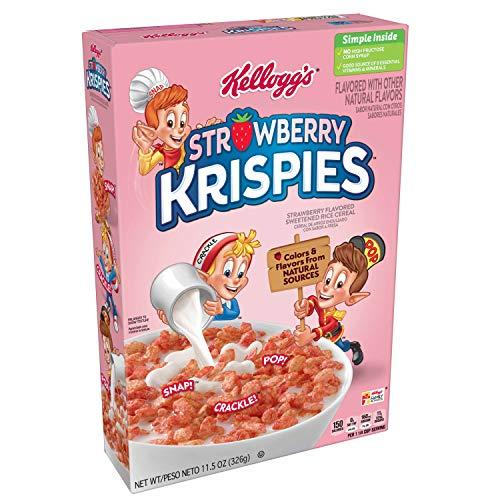 Strawberry Rice Krispies - 1