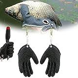 Anti-Slip Wear-Resistant Fishing Glove,Guantes de Pesca Antideslizante Resistente al Desgaste