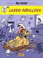 Les Aventures de Kid Lucky d'après Morris - Tome 2 - Lasso périlleux (OP Vu à la télé) d'Achdé