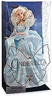 Disney (Disney) USA official commodity Cinderella Fairy Godmother doll doll figure 11 '' 28cm live-action film version of [parallel import goods]