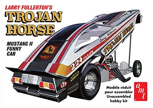 """プラッツ AMT1009 1/25 1975 マスタングII ファニーカー """"トロージャン・ホース"""""""