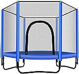 KaiKai Schaukel Trampolin Adult Bounce Startseite Indoor Net Trampolin Indoor Trampoline (Farbe: A) (Color : B)