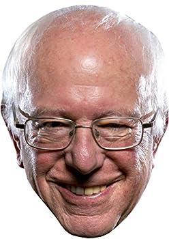 Celebrity Card FACE MASK KIT - Bernie Sanders - DO IT Yourself  DIY  #4