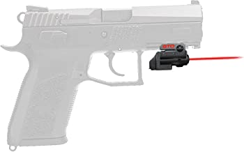 ArmaLaser CZ P07 P09 GTO Red Laser Sight and FLX31 Grip Switch
