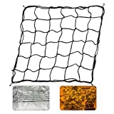 GROWNEER Flexible Net Trellis for Grow Tents, Fits 4x4 and More Size, Includes 4 Steel Hooks, 36 Growing Spaces