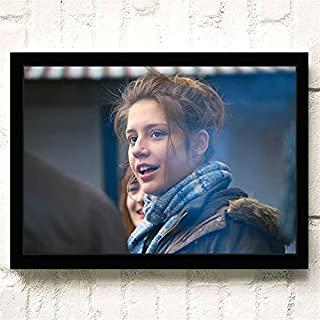 Klassieke Film La Vie D'Adèle Romantiek Liefde Posters Kwaliteit Canvas Schilderij Art Thuis Wall Decor Foto A2388 50×70 C...
