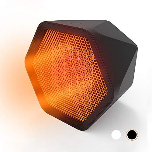 Victorem Calefactor Eléctrico Portátil - 1000W Calentador Cerámico de Interior Mini Estufa...