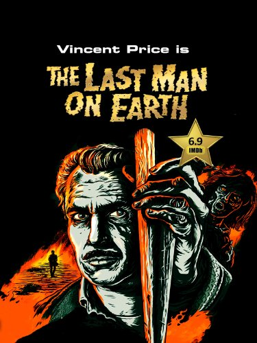 The Last Man On Earth (HD Mastered) 1964