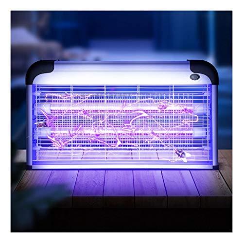 Moskito-Lampe Indoor-Moskito-Mörder LED-UV-Insekten-Mörder-Fliegen-Lampe Schädlinge Killer-Startseite Strahlungsfrei Bug Zapper LED Mückenvernichtungslampe (Color : 8W)