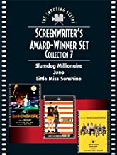 Screenwriter's Award-Winner Set, Collection 7: Slumdog Millionaire, Juno, and Little Miss Sunshine (Newmarket Shooting Script)
