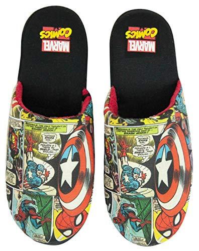 Marvel Avengers Comic Men's Slippers (44)