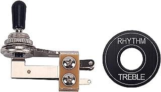 Conmutador De 3 Vías Y Anillo De Arandela Para Piezas Epiphone Les Paul SG Gibson