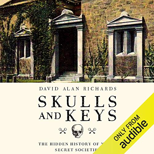 Couverture de Skulls and Keys