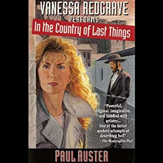 Couverture de In the Country of Last Things