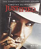 Get Justified on Blu-ray/DVD at Amazon
