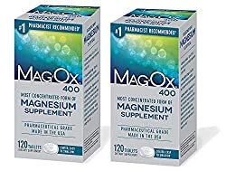 Best Magnesium Oxide Supplement: Mag-Ox 400 Magnesium