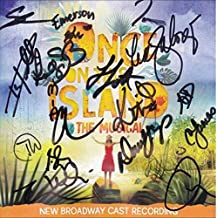 Once On This Island - The Musical (New Broadway Cast Recording) (Limited Edition Signed Vinyl)