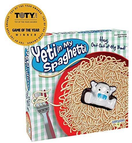 Patch Products Inc. Yeti in My Spaghetti Game