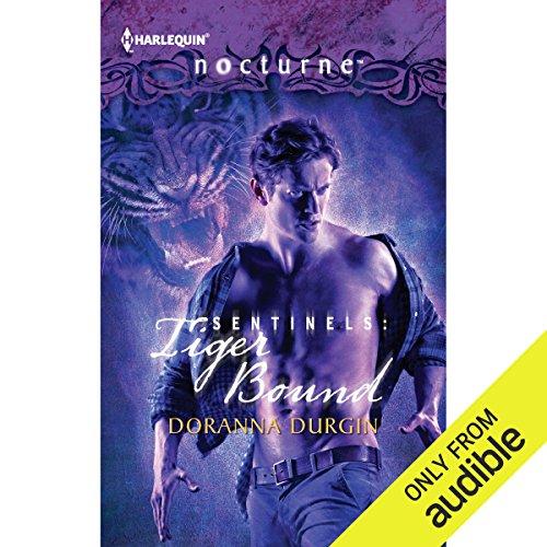 Sentinels: Tiger Bound audiobook cover art