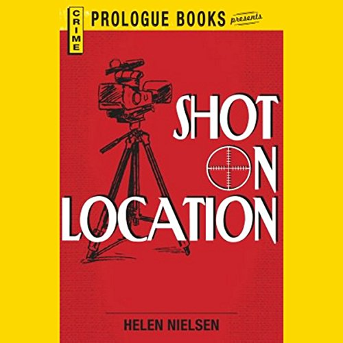 Shot on Location audiobook cover art
