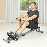 Rowing Machine Home Indoor Rowing Foldable Machine Fitness Equipment