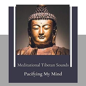 Pacifying My Mind (Meditational Tibetan Sounds)