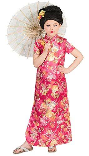 Chinesin Ling Kostüm für Mädchen Gr. 140