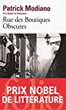 Rue des Boutiques Obscures (French Edition)