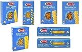 TESTPAKET Barilla senza Glutine Glutenfrei pasta nudeln 7 x 400G