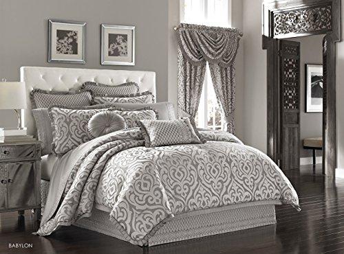 Babylon Queen Comforter Set by J Queen