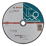 Bosch - 2608603400 - expert disco di taglio dritto per metallo - veloce - come 46 t bf, 230 millimetri, 1,9 millimetri (confezione da 1)