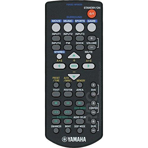 Yamaha FSR20 Soundbar Fernbedienung für YAS-71, YAS-71BL (WP08290)
