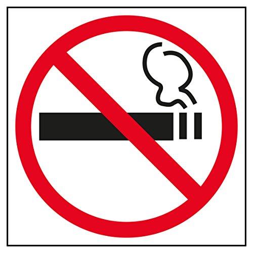 APLI 845–Borsa Etichette vietato fumare, 1 Pezzo