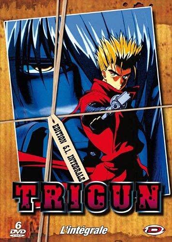 Trigun-L'intégrale de la série