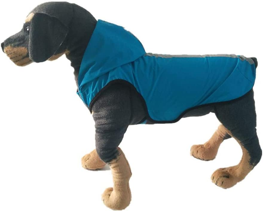 KTYRONE Pet Dog Some reservation Raincoat Spring and Summer pet ...