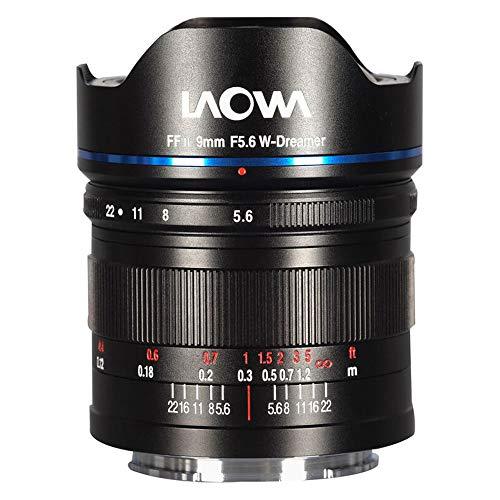 Venus Optics Laowa Objektiv, 9 mm f/5.6 FF RL, für Sony E