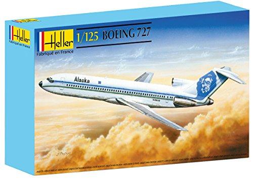 Glow2B Heller - 80447 - Maqueta para Construir - Boeing 727