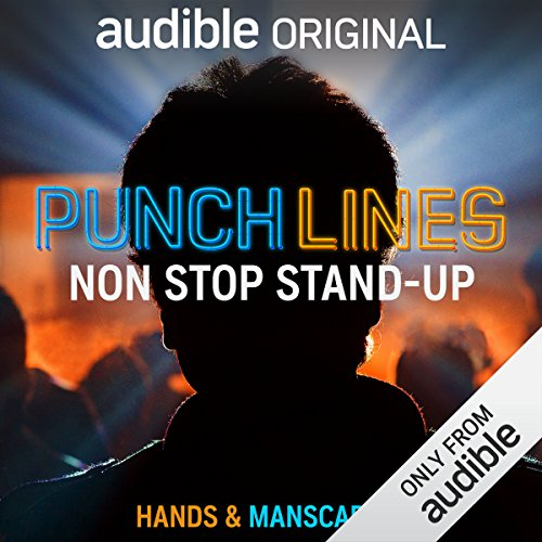 Ep. 9: Hands & Manscaping (Punchlines) audiobook cover art